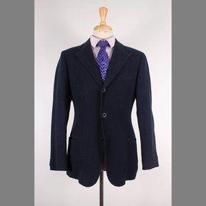 Armani Collezioni 40R Blue Sport Coat B829